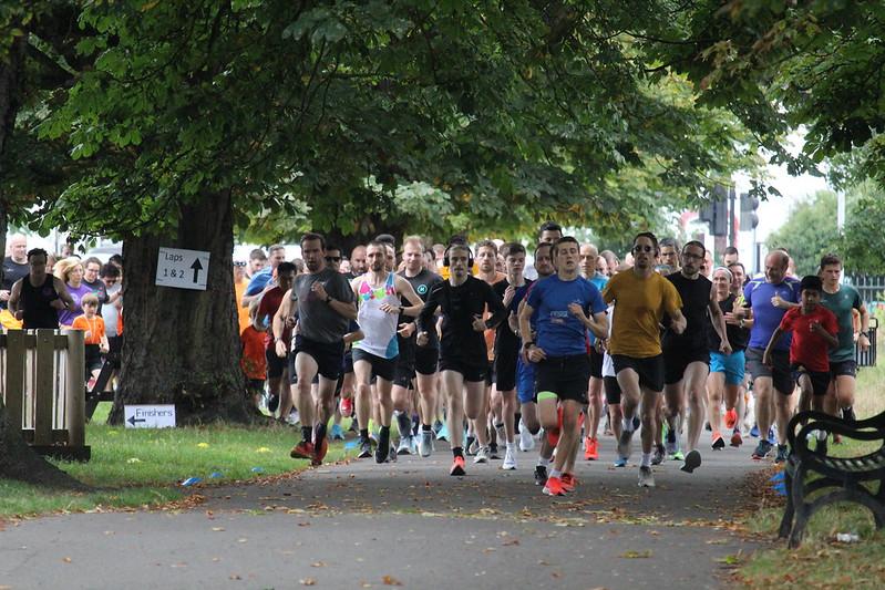 Sutcliffe Parkrun Event 1