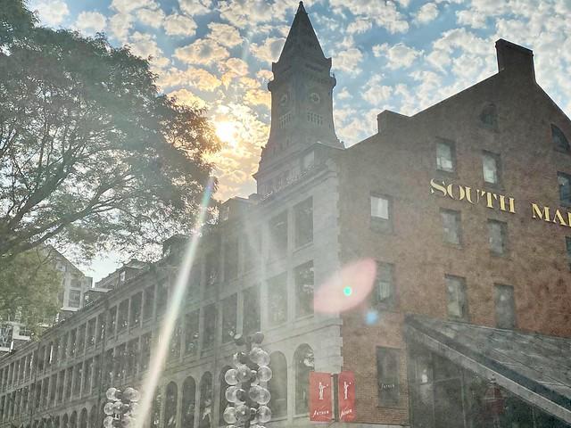 Boston - Custom Sunlight!