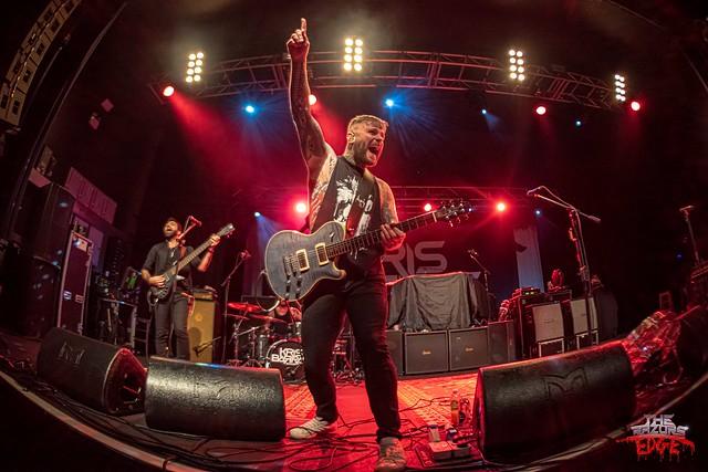 Kris Barras Band - Birmingham - Tim Finch Photography
