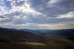 Sun Breaking on Mongolian NP 3a