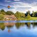 Hot Air Balloon, Auburn Lakes