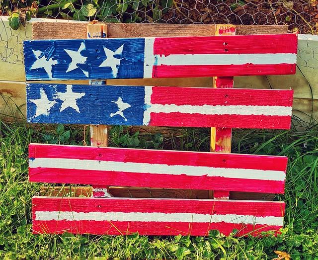 Stripes…Rural tribute