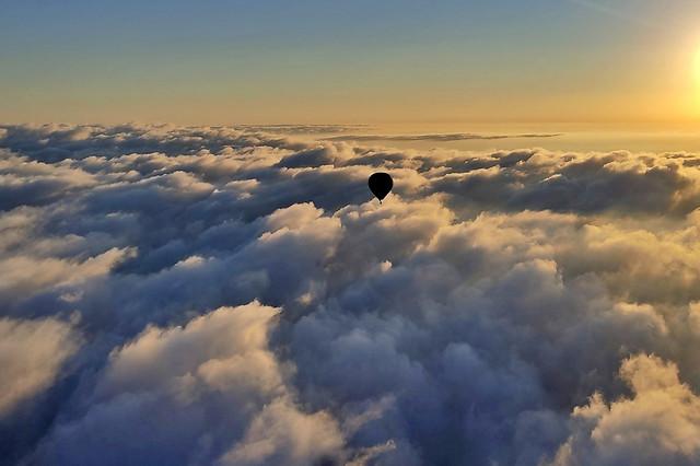 Persiguiendo el amanecer