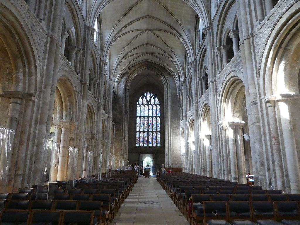The Nave, Christchurch Priory