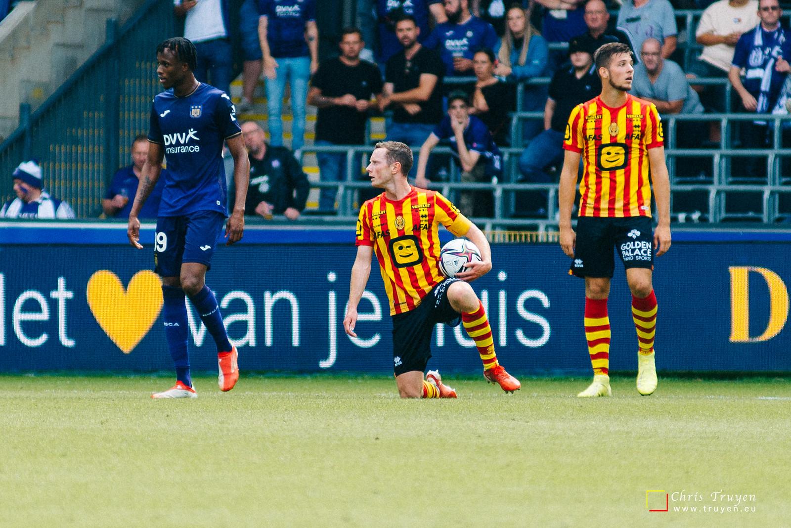 RSC Anderlecht - KV Mechelen