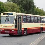 Burnley and Pendle E66 JFV