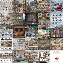 Trompe Loeil - The Former Gacha Collection now available at the Mainstore