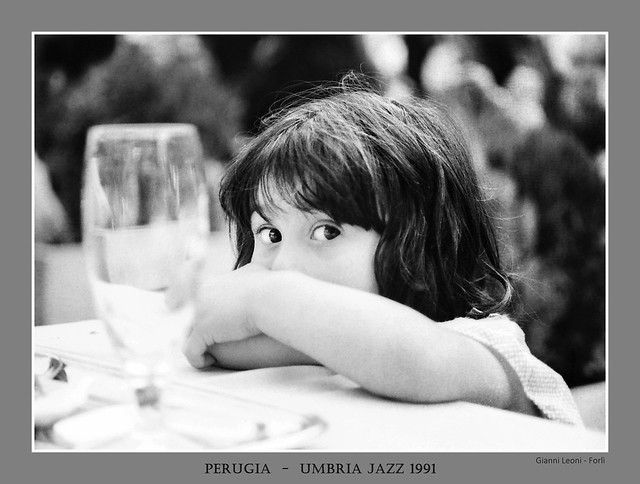 Perugia, Umbria Jazz 1991