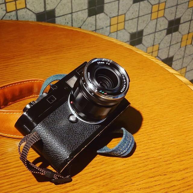 福倫達apo Lanthar 35mm f2 準廣角鏡頭の頂峰