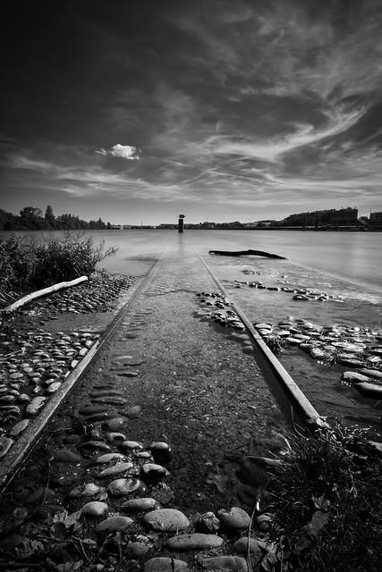 Lyon - La confluence