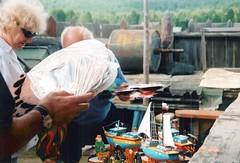 Zarechye, Buryatia, August 2001
