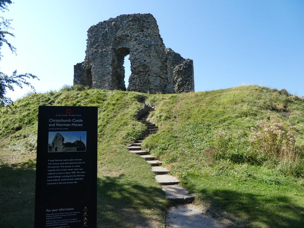 Christchurch Castle