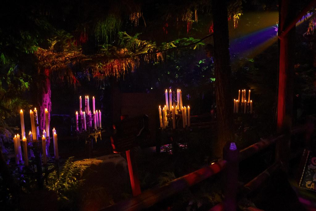 Villains Grove Candles