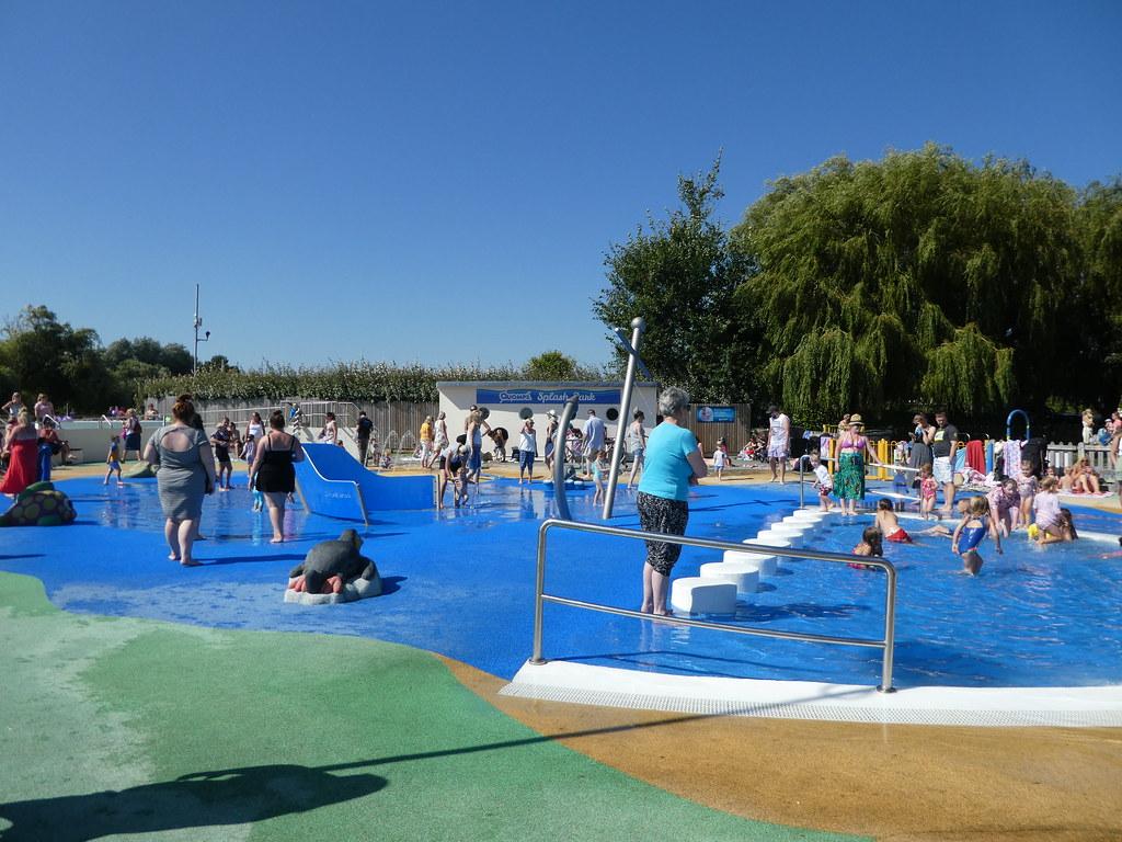 Splash Park, Christchurch Quay