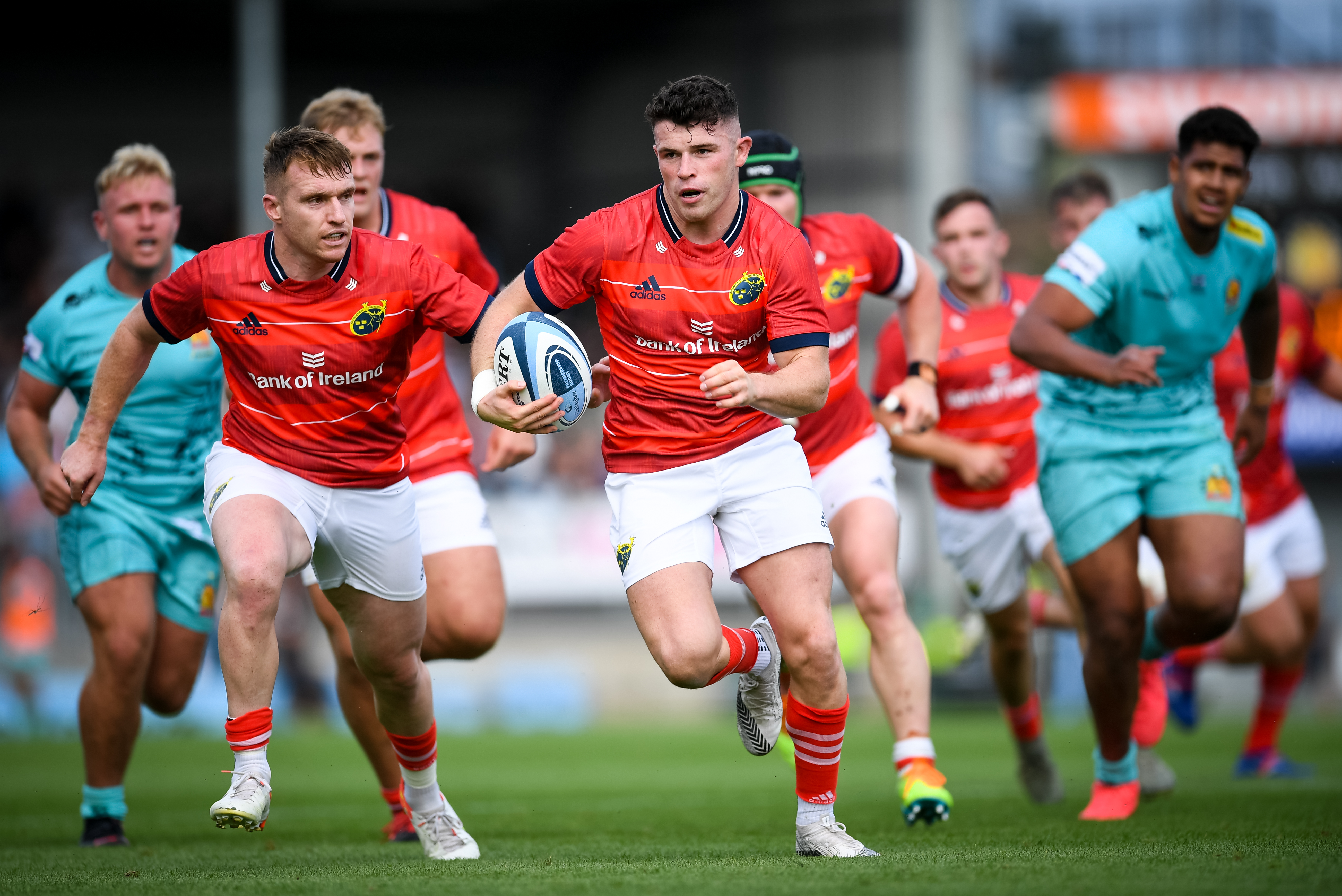 Exeter Chiefs v Munster Rugby 110921