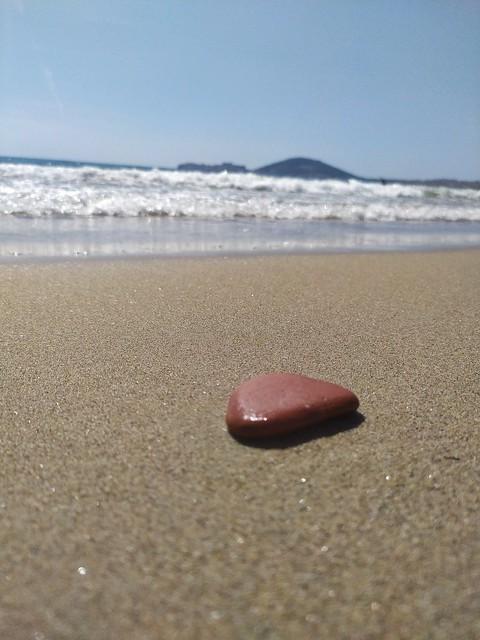 Lonely playa