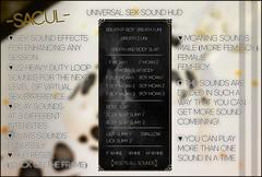 -Sacul- Universal sex HUD