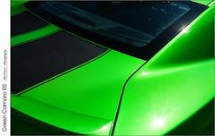 Green Camaro RS