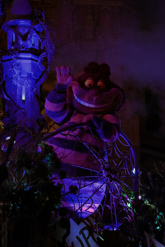 Oogie Boogie Bash Cheshire Cat