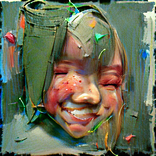 'a happy child' SlideShowVisions