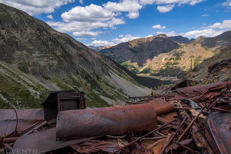 Mayflower Mine Ruins