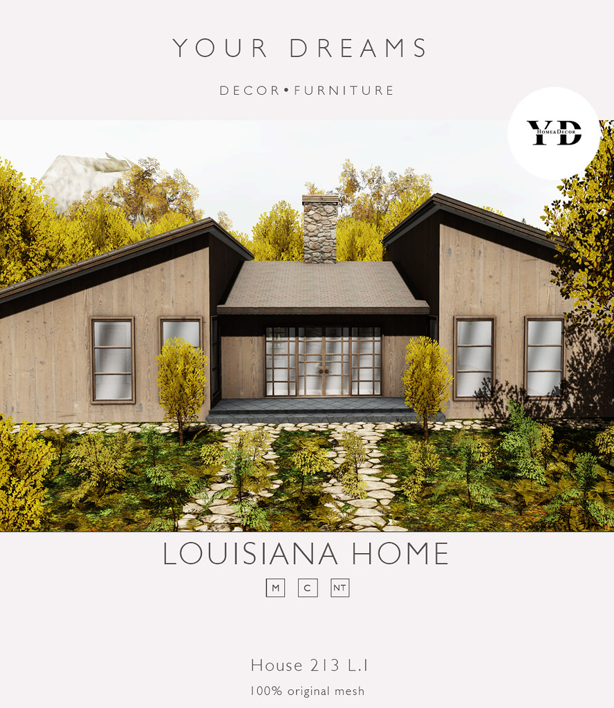 {YD} Louisiana Home