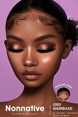 NEW RELEASE + GIVEAWAY! GIGI HAIRBASE @ACCESS EVENT