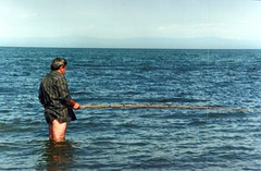 Baikal, August 2001