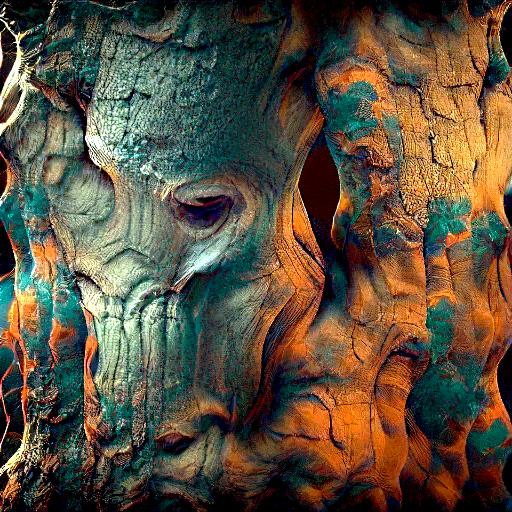 'a tree' SlideShowVisions