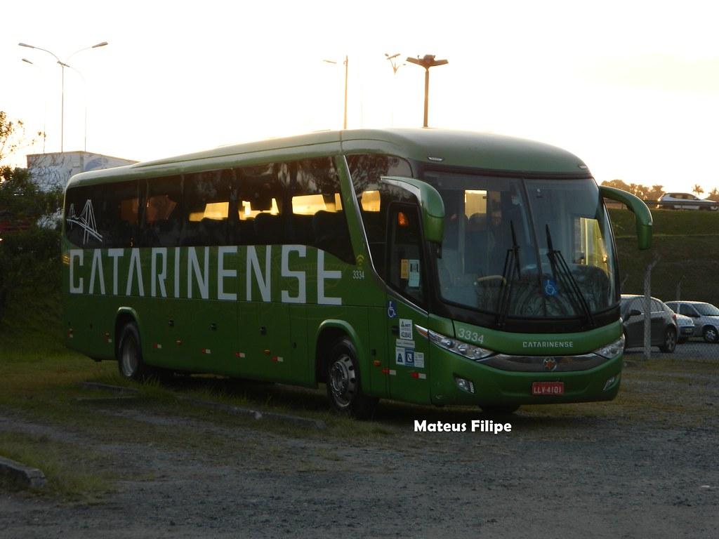 Catarinense 3334 03-08-2021