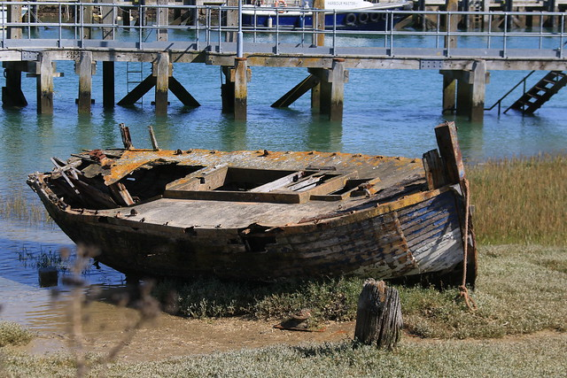 Rye Wreck
