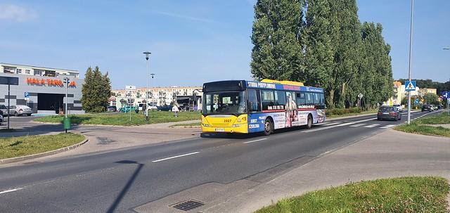 Scania CN230UB 4X2 EB #2027