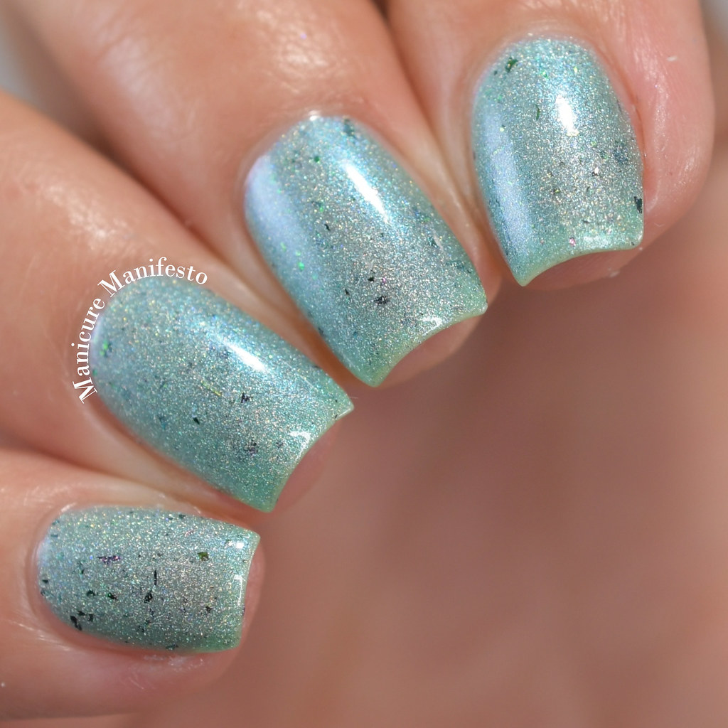 CANVAS Lacquer Northern Lights Review