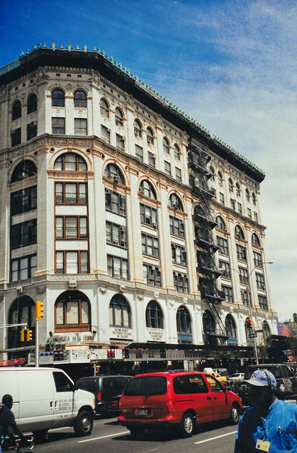 Soho District - Manhattan - New York  - The Cable Building  - Traction Company