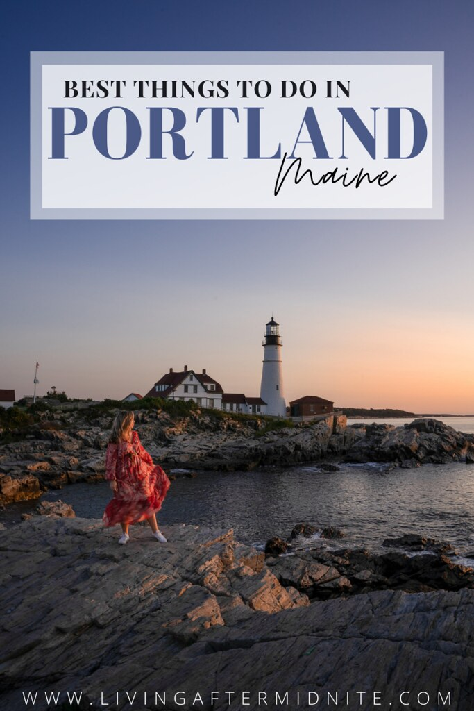 Best Things to do in Portland Maine