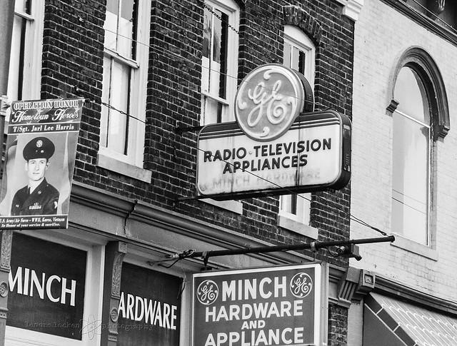 minch hardware
