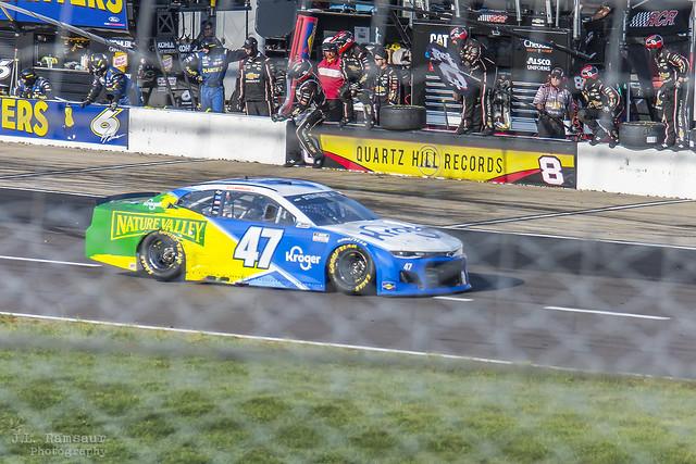 #47 Kroger Nature Valley Chevrolet Camaro - Ricky Stenhouse Jr - Ally 400 - Nashville Superspeedway
