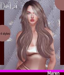 "=DeLa*= New hair ""Maren"""