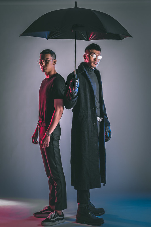 Payung Pelangi Dari Noki &Amp; Mk