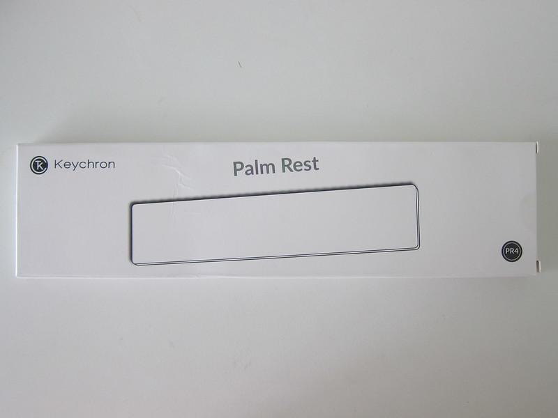 Keychron Palm Rest - Box Front