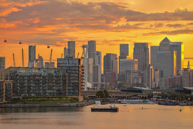 Docklands Summer (Explore!!!)(Royal Victoria Docks, London, United Kingdom)