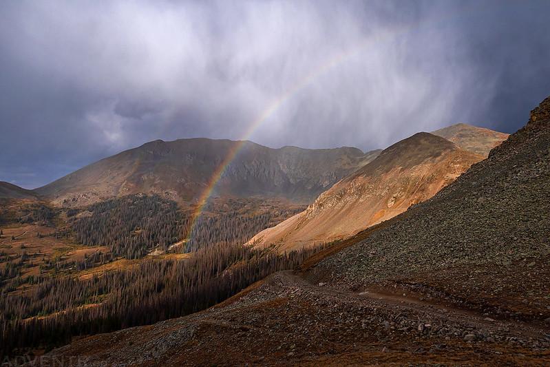 Rainbow & Graupel