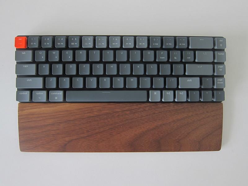 Keychron K7 - With Keychron Palm Rest