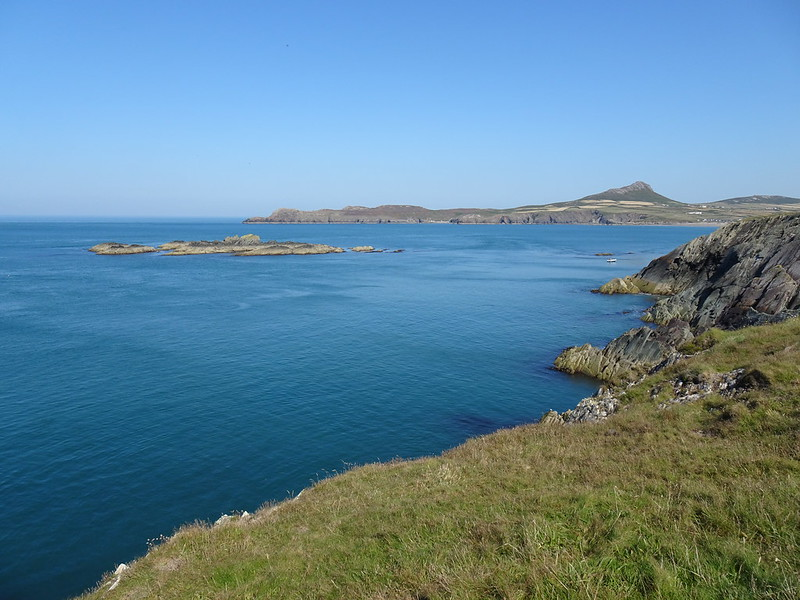 St David's Head, Whitesands Bay
