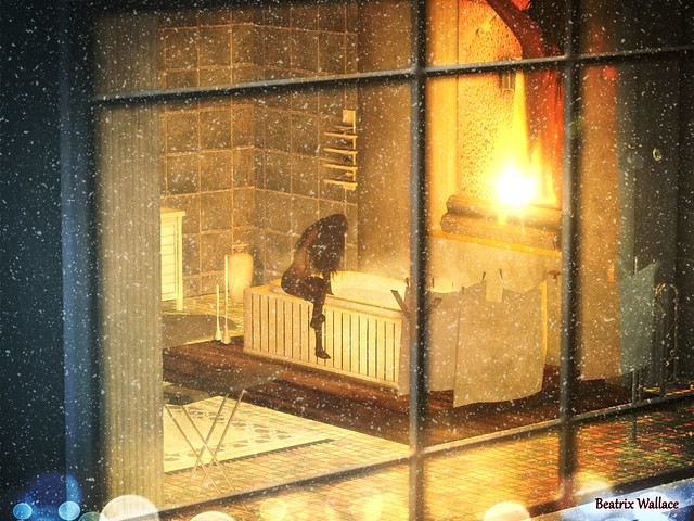 Second Life - Winter Evening