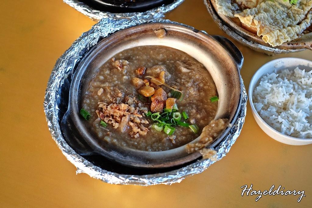 Feng Xiang Bak Kut Teh-Fried Porridge
