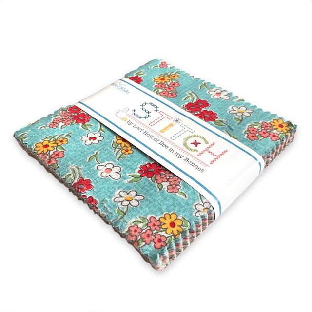 Riley Blake Designs / Stitch / 5in Squares 42pcs / チャームパック