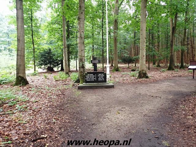 2021-09-11 Bijlen          - Kamp -         - Westerbork -         Station Beilen      32 Km  (79)