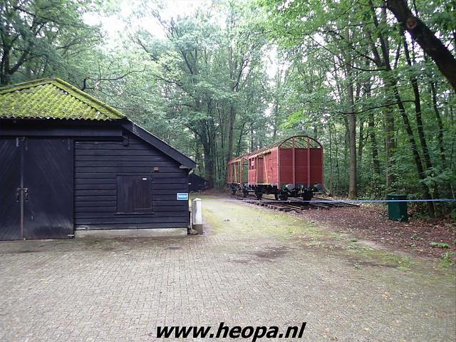 2021-09-11 Bijlen          - Kamp -         - Westerbork -         Station Beilen      32 Km  (32)