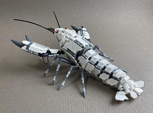 LEGO Mecha Crayfish_05